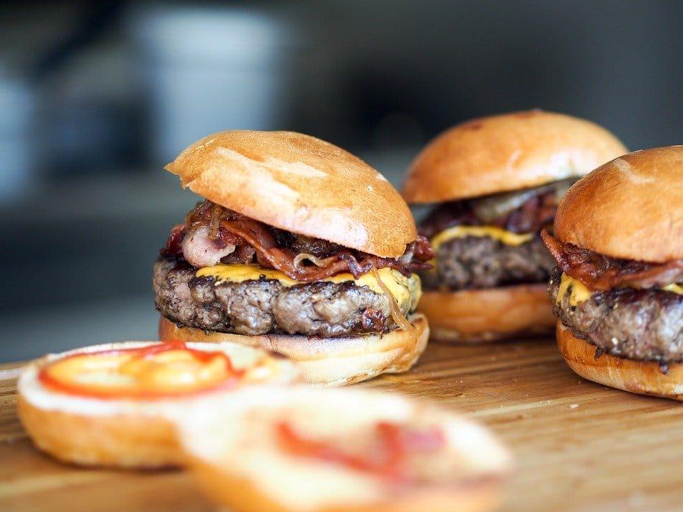 Burger Recipe Recommender Engine